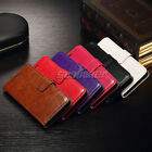 Kickstand Flip Leather Card Pocket Case for Sony Xperia Z5 Compact, E5803/E5823