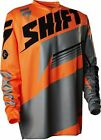 Shift Assault 2016 Youth MX/Offroad Jersey Orange/Black