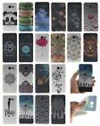 "For Samsung Galaxy A5 2016 A5100 A510 A510F 5.2"" Soft TPU Cover Case Flower Owl"