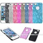 Ultra Thin Metal Aluminum Brushed Hard Case Cover Skin For iPhone 5/5S/SE