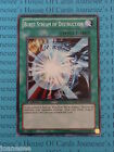 Burst Stream of Destruction SDDC-EN025 Common Yu-Gi-Oh Card Mint 1st Edition New