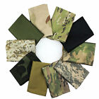Army Woodland Camo Netting HeadScarf Neckerchief Headband Mesh Bandana Wrap