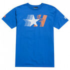 "The Hundreds ""Olympic"" Short Sleeve Tee (Royal Blue) Men's Graphic T-Shirt"