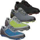 ECCO 2016 Cage Evo Spikes Waterproof-Hydromax Leather Mens Golf Shoes