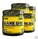 MAN Sports Game Day High Intensity Pre-Workout (30 Servings) Multiple Flavors