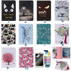 For Samsung Galaxy Tab E Tablet  Case PU Leather Stand Wallet Cover Protector