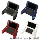 Rubber Coated Grip2 for NEW 3DS XL Black / Navy / White / Red CYBER GadgetJapan