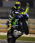 VALENTINO ROSSI 89 (QATAR 2015 MOTO GP) PHOTO PRINT 89