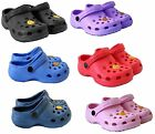 New Boys Girls Kids Eva Clogs Beach Summer Flip Flops pool Shower Children shoes