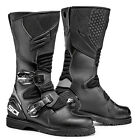 NEW SIDI DEEP RAIN MX MOTOCROSS DIRTBIKE OFFROAD BOOTS BLACK ALL SIZES