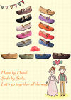 Leather Moccasins indoor/outdoor Lovers & Matching Slipper loafer shoes
