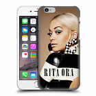 OFFICIAL RITA ORA KEY ART HARD BACK CASE FOR APPLE iPHONE PHONES