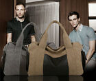 New Trendy Large Capacity Men's Canvas Handbag Shoulder Bag Messenger Bags Tote