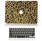 Rubberized Hard Shell Case Cover For Apple MacBook Air 11/Pro 12 13 15 Retina