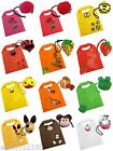 FOLDING REUSABLE TOTE SHOPPING BAG, CLIP ECO FRIENDLY, LADIES, GIFT, FOLDABLE