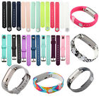 Replacement Silicone Wrist Band Strap For Fitbit Alta & Alta HR Watch Bands S L
