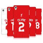OFFICIAL LIVERPOOL FC LFC SHIRT NEW 2015/16 HARD BACK CASE FOR SONY PHONES 1