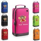 PERSONALISED EMBROIDERED SHOE/ACCESSOR BAG WITH FAIRY DESIGN - kids school