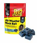 The Big Cheese All-Weather Block Bait - 50 Blocks or 100 Blocks