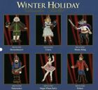 Mill Hill Beaded Kits- NUTCRACKER BALLET ORNAMENTS - YOU CHOOSE