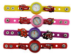 Cute Kids DIY Watch + 15 Disney Cars Lightning Anakin Charms Party Gifts