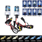 1 Pair DC 35w XENON HID Replacement Bulbs Headlight Lamp H1 H3 H7 H11 9006 D2S
