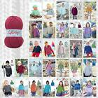 SIRDAR SUPERSOFT ARAN KNITTING PATTERN PATTERNS - CURRENT COLLECTION