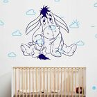 Eeyore Whinnie Pooh Disney Wall Sticker Home Design Decal Transfer Stencil K18