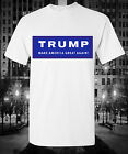 Trump Make America Great Again T-shirt Future President Election Donald USA Flag
