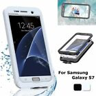 Swimming Waterproof Shockproof  Snow proof Cover Case For Samsung Galaxy S7/Edge