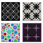 Mixed Designs Colour Patterns Wall Tile/Table Coaster~Mosaics~BN~Home BBQ Decor