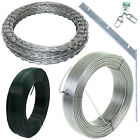 Razor Wire Fencing Strainers Bracket Tensioning Security Fence Garden Outdoor