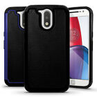 Hard Back Cover & Silicone Gel Case for Motorola Moto G 4th Gen XT1622 & G4 Plus