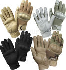 Military Cut Hard Knuckle Tactical Gloves
