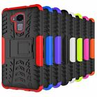 For Huawei Honor 5C Case Hybrid Armor Tough Kickstand Protective Phone Cover