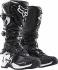 NEW FOX RACING COMP 5 MOTOCROSS MX DIRT BIKE BOOTS BLACK/ WHITE ALL SIZES