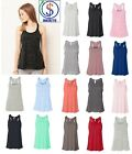 Bella Ladies Flowy Racerback Womens Tank Top SALE XS S M L X