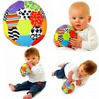Baby Child Kid Playgro Rattle Flutter Soft Stuffed Play Mat Stroller Crib Toy 0+