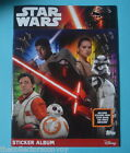 Topps - STAR WARS The Force Awakens Part 1 or 2 - Album Sticker (#1 - #30)