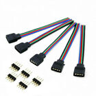 LED Accessories 4pin DC connector, Adapter ,extension cables for RGB strips 5050