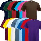 Fruit of the Loom Valueweight T Herren Rundhals T-Shirt Gr. S - XXL 10 FARBEN