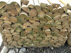 "1.8m (6ft) Rustic Half Round Rail Fencing 4-5"" Diameter Treated Wood Fence Rails"
