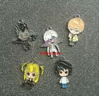 lots Anime Cartoon Metal Charm Pendant DIY Necklace Jewelry Making gift