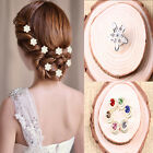 12Pcs Bride's Women's Act The Role Of The Party Hair Clamp Fashion Jewelry
