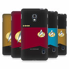 OFFICIAL STAR TREK UNIFORMS AND BADGES TNG HARD BACK CASE FOR LG PHONES 3