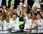 MANCHESTER UNITED 2016 FA CUP WINNERS (FOOTBALL) 04 PHOTO PRINT