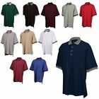MEN'S , EXTENDED TAIL, RELAXED FIT, PIQUE POLO SHIRT, TALL LT XLT 2T 3T 4T 5T 6T