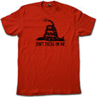 DON'T TREAD ON ME T-Shirt - Historic American Revolution Flag & Tea Party Tee!