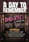 A DAY TO REMEMBER Bad Vibrations 2017 UK Tour PHOTO Print POSTER Band World 008
