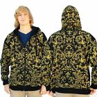 Large Hope & Faith Zippered Hoodie Jessie Pinkman Style